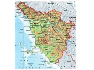 Regione Toscana Classificazione del territorio