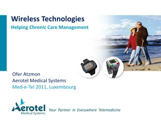 Ofer Atzmon Aerotel Medical Systems Med-e-Tel 2011, Luxembourg