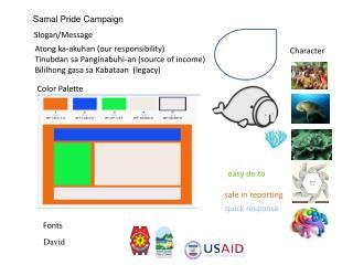 Samal  Pride Campaign