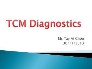 Ms Tay  Ai Choo 30/11/2013
