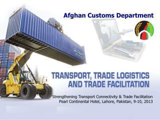 Afghan Customs Department