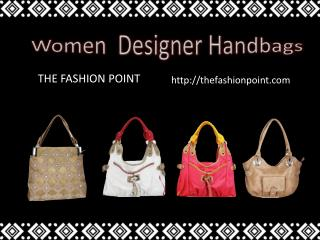 Women Designer Handbags