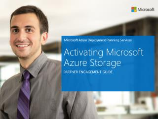 Microsoft Azure Deployment Planning Services