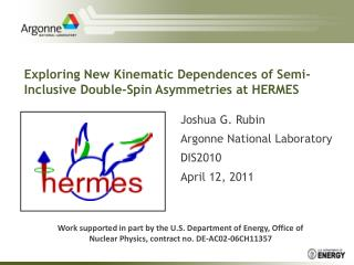 Exploring New Kinematic Dependences of Semi-Inclusive Double-Spin Asymmetries at HERMES