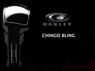 CHINGO BLING