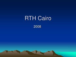RTH Cairo