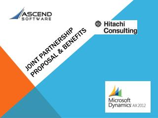 Joint Partnership Proposal & Benefits