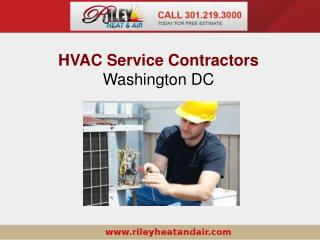 HVAC Contractors Washington DC – Rileyheatandair.com