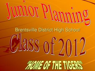Brentsville District High School