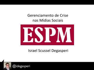 Gerenciamento de Crise nas Mídias Sociais