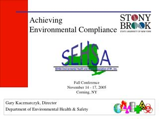 Achieving  Environmental Compliance