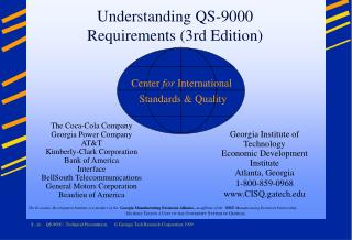 Understanding QS-9000  Requirements (3rd Edition)