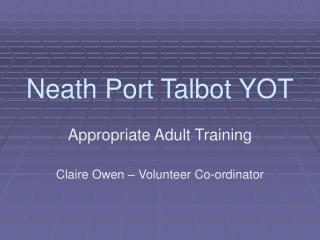 Neath Port Talbot YOT