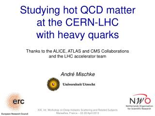 Studying hot QCD matter  at the CERN-LHC  with heavy quarks