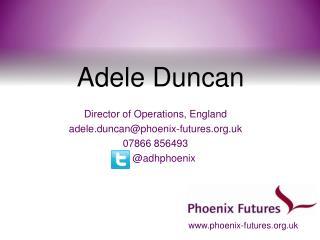 Adele Duncan