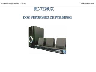 DAEWOO ELECTRONICS CORP DE MEXICO