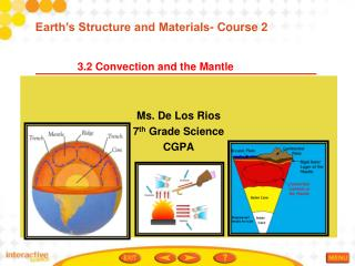 3.2 Convection and the Mantle