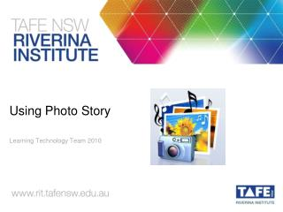 Using Photo Story