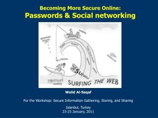 Becoming More Secure Online: Passwords & Social networking