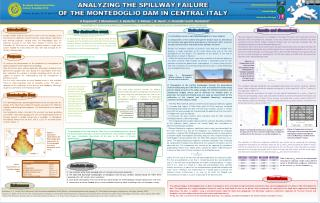 ANALYZING THE SPILLWAY FAILURE  OF THE MONTEDOGLIO DAM IN CENTRAL ITALY