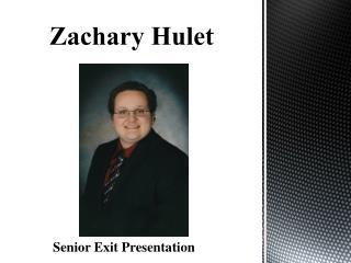 Zachary  Hulet