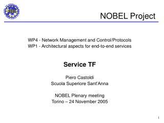 NOBEL Project
