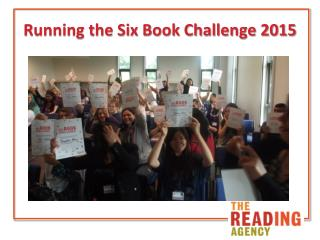 Running the Six Book Challenge 2015