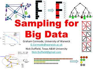 Sampling for Big Data