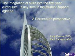 Andy Perrins (PBS)  Paul Ramsay (ASK)