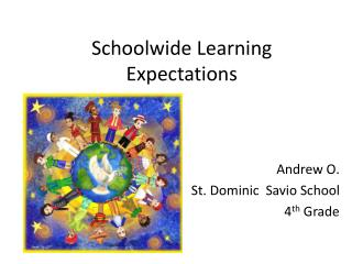 Schoolwide Learning Expectations
