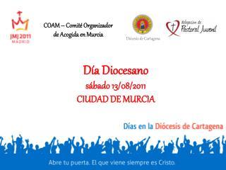 COAM – Comité Organizador de Acogida en Murcia