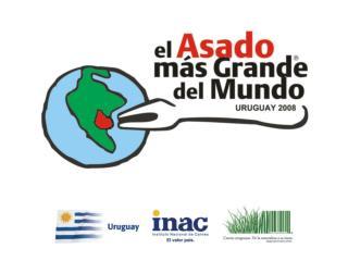 Un gran acontecimiento que convoca a los uruguayos en torno al  ASADO.