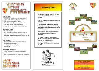 A.S.V.C.M Châtenay–Malabry Stade Jean Longuet 254 Avenue de la Division Leclerc
