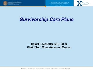 Survivorship Care Plans