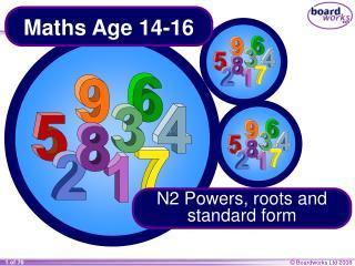 Maths Age 14-16