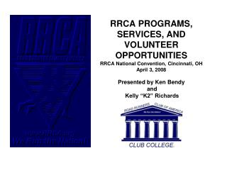 Learn how to successfully integrate RRCA programs into your club programs