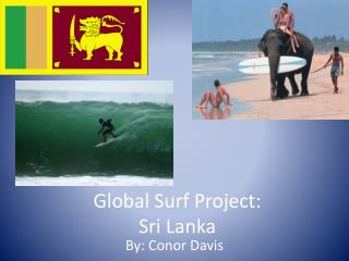 Global Surf Project: Sri Lanka