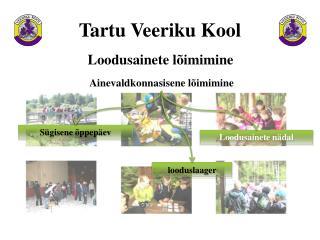 Tartu Veeriku Kool