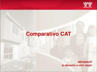 Comparativo CAT