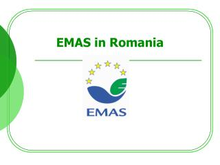 EMAS in Romania