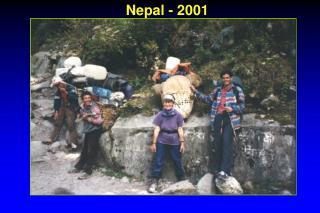 Nepal - 2001