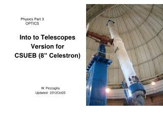 Physics Part 3 OPTICS