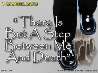 James 4:13-14 (NKJV)