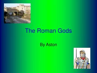 The Roman Gods