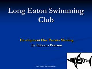 Long Eaton Swimming Club