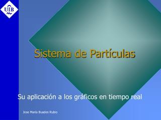 Sistema de Partículas