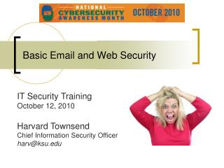 Basic Email and Web Security
