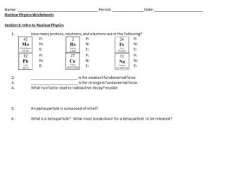3. The half-life of technicium-99 is 6.02 hours.  What is the decay constant of technicium-99?