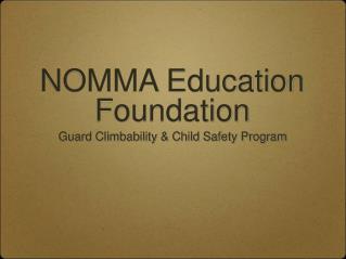 NOMMA Education Foundation