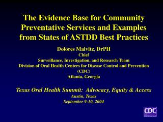 Systematic Reviews and Evidence-Based Recommendations